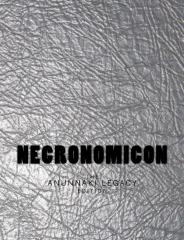 Necronomicon: Anunnaki Legacy (Silver Edition)