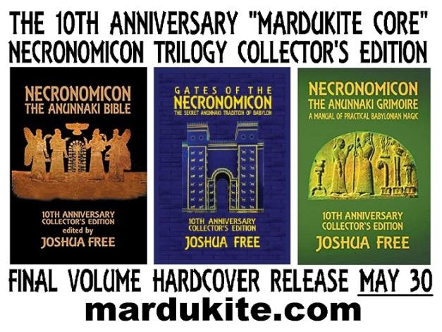 babylonian necronomicon | Mardukite NecroGate