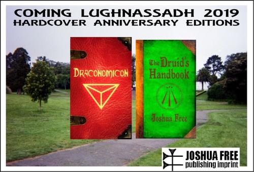 draconomicon and druid's handbook (by Joshua Free)